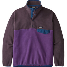 Patagonia Lightweight Synch Snap-T Pull Taille UE Homme, purple